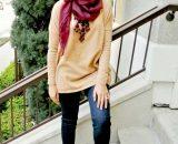Hijab Styles  (20)