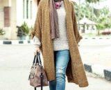 Hijab Styles  (9)