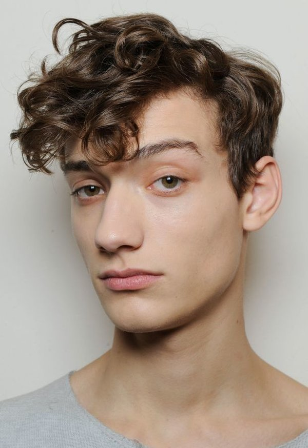 curly-side-parted-hairstyle-men
