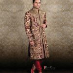 Latest Sherwani Designs Collection for Groom 10