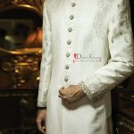 Latest Sherwani Designs Collection for Groom 12