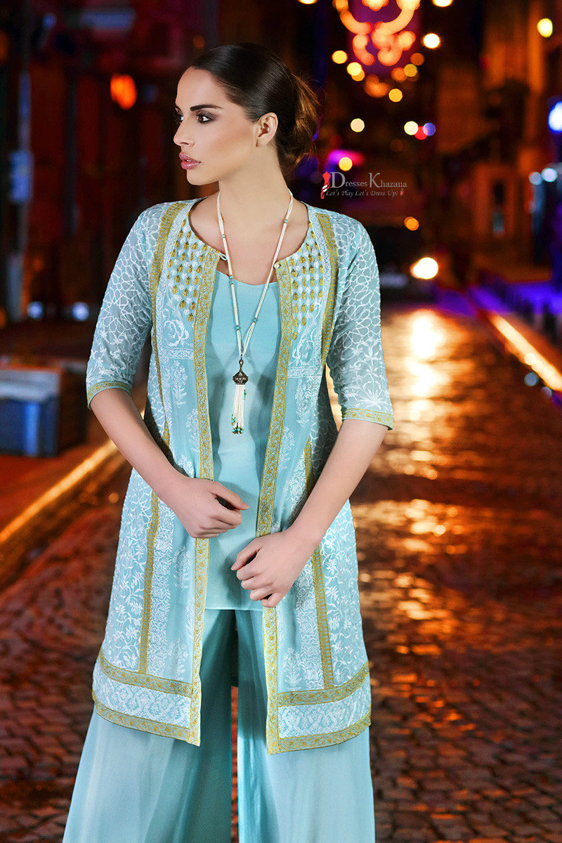70e7bcca1c Gul Ahmed Eid ul Adha Collection for Girls 2016 - 2017