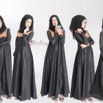 Abaya Designs for Girls 2017 5