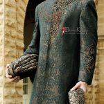 Latest Sherwani Designs Collection for Groom 16