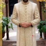 Latest Sherwani Designs Collection for Groom 111