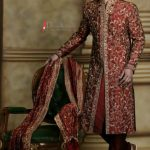 Latest Sherwani Designs Collection for Groom 19