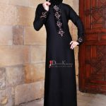 Abaya Designs for Girls 2017 10