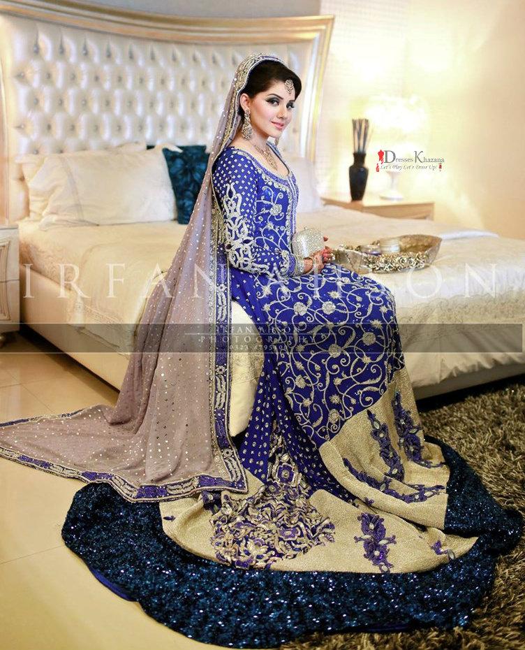 Blue Wedding Dresses for Girls