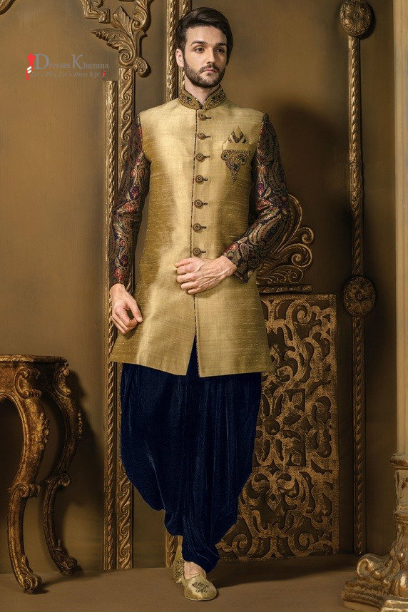 Latest Sherwani Designs Collection for Groom 2