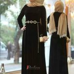 Abaya Designs for Girls 2017 11