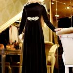 Abaya Designs for Girls 2017 12