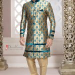 Latest Sherwani Designs Collection for Groom 24