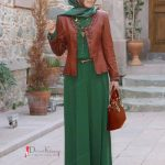 Abaya Designs for Girls 2017 16