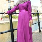 Abaya Designs for Girls 2017 17