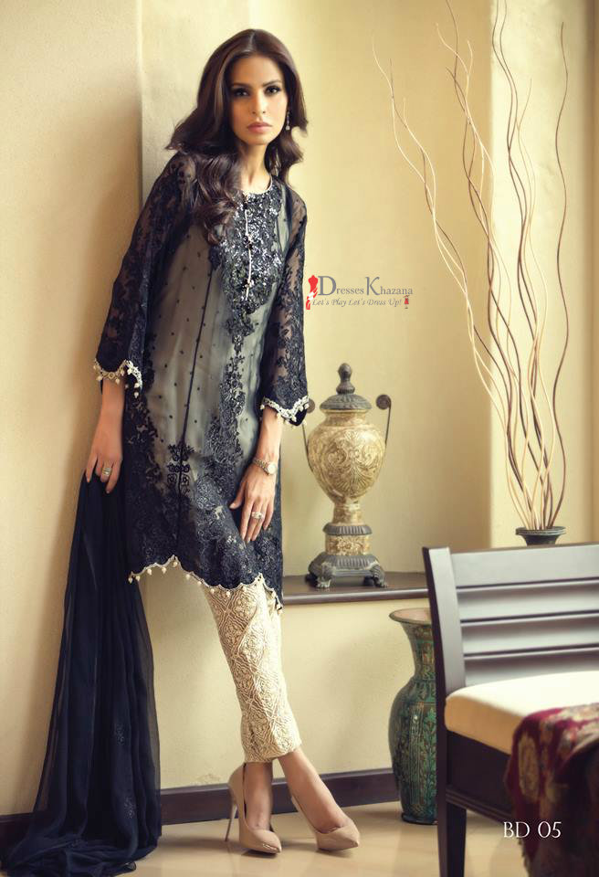 Luxury Pakistani Amp Indian Party Wear Designer Dresses For Women 20162017 29