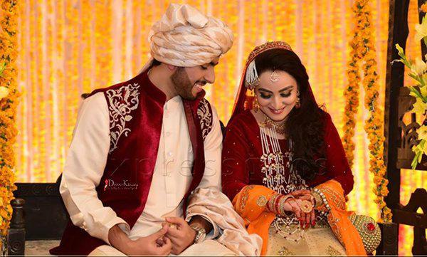 Mehndi Dress With Hijab : Latest mehndi dresses ideas for men and wedding