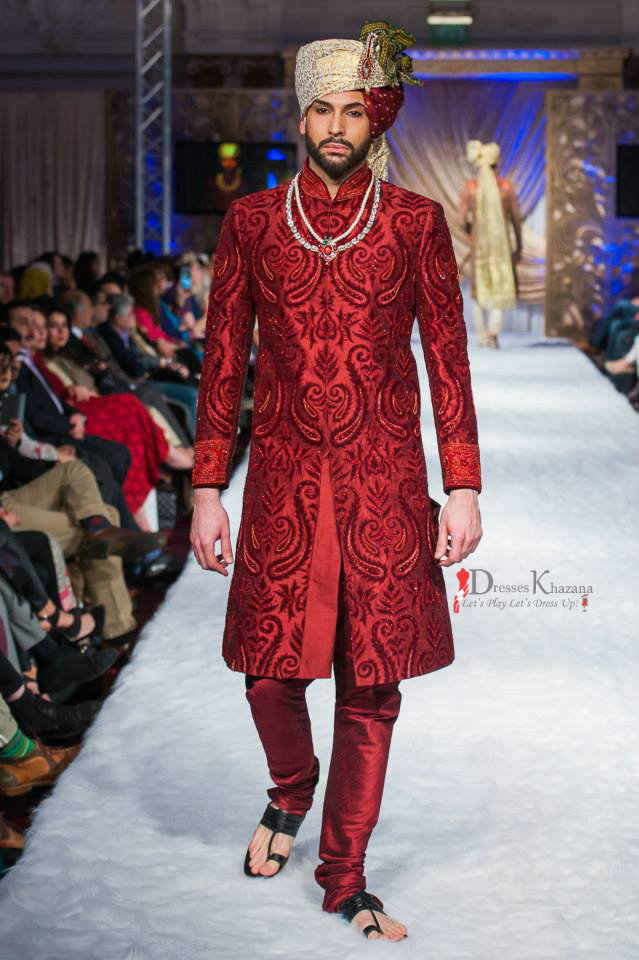 Latest Sherwani Designs Collection for Groom 4