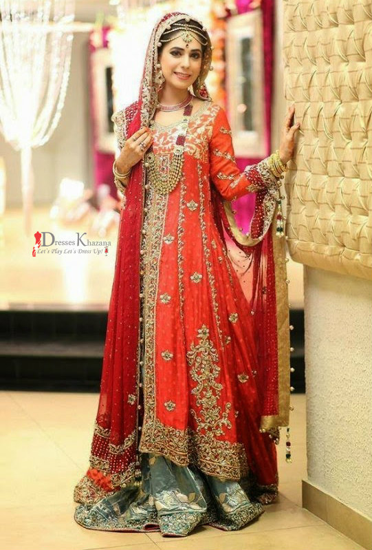 Special wedding dresses collection for pakistani bride bridal dresses 2018 junglespirit Images