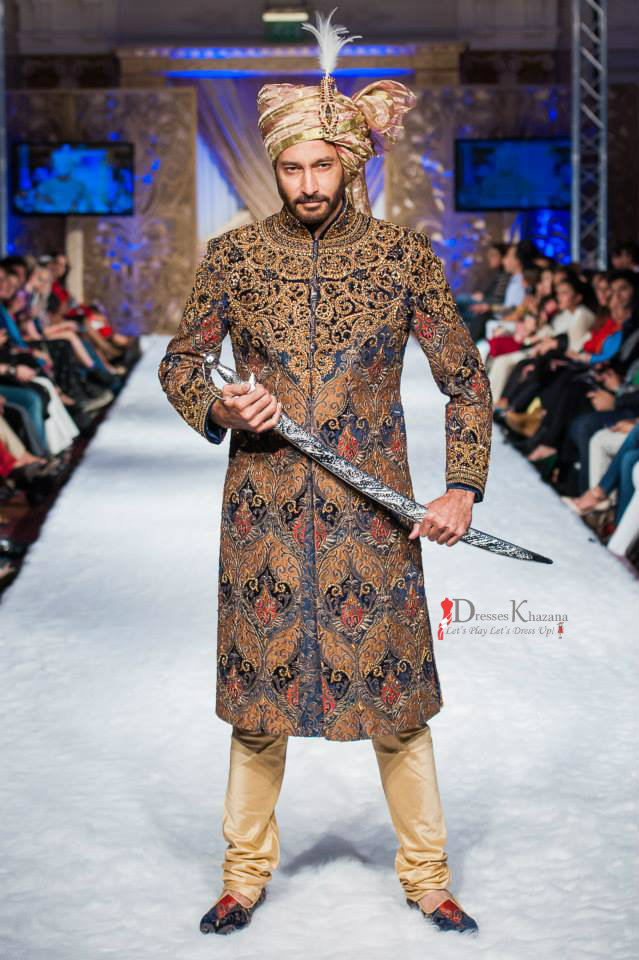 Latest Sherwani Designs Collection for Groom 5