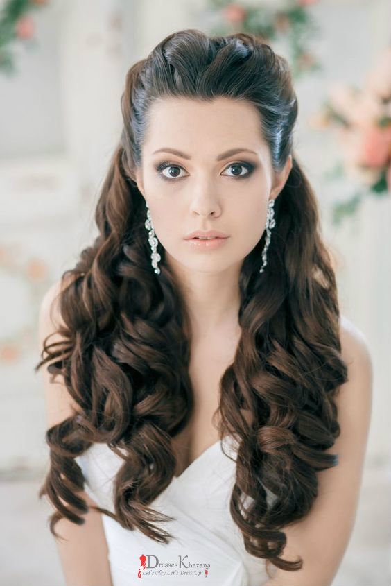 Best Items Of Party Hairstyles For Long Hair In Pakistan