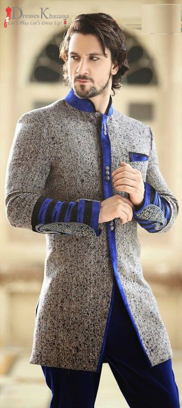 Latest Sherwani Designs Collection for Groom 8