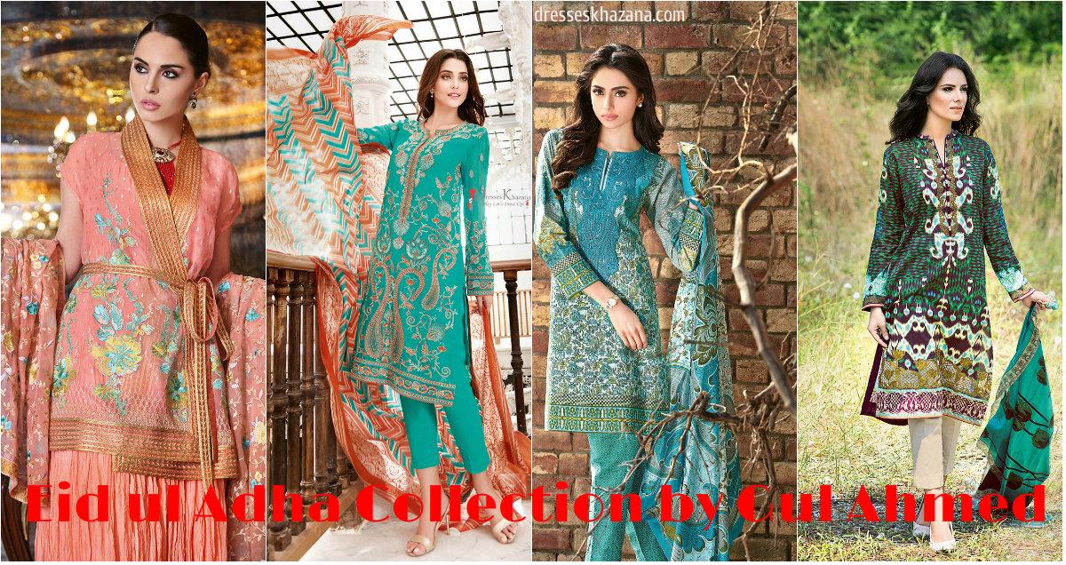 Eid ul Adha Collection by Gul Ahmed