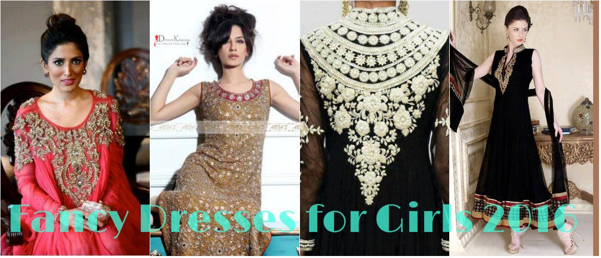 Fancy Dresses for Girls 2016