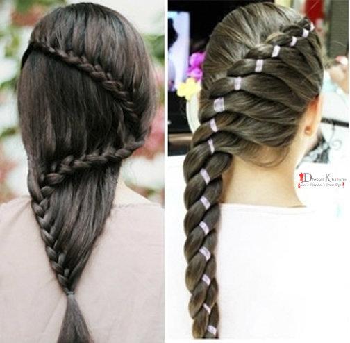 Hair elastic bands