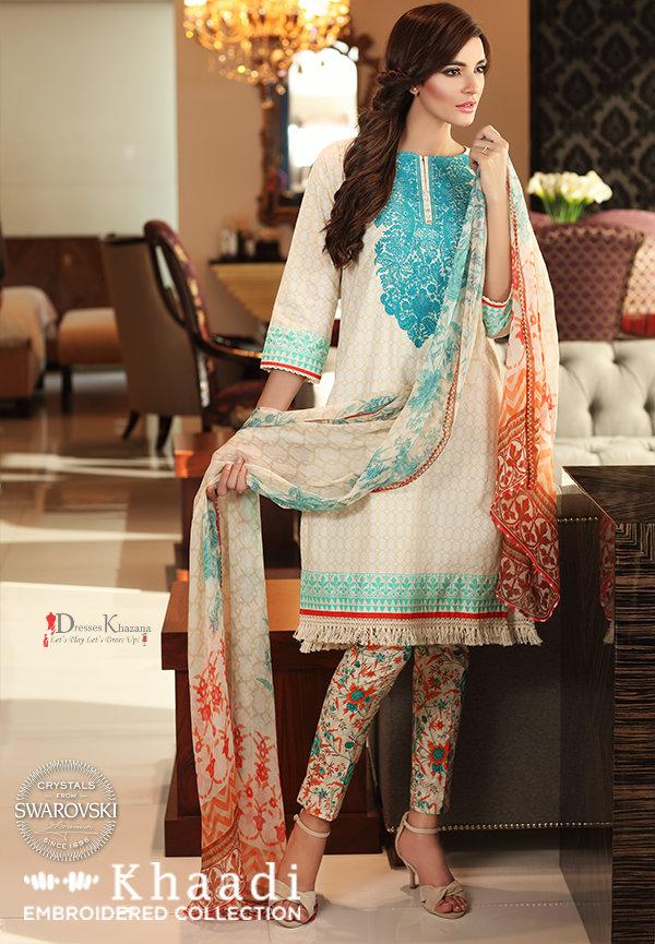 7d6b6c4b0 Top 6 Famous Pakistani Dresses Brands names