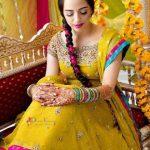 Mehndi dresses (10)