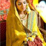 Mehndi dresses (9)