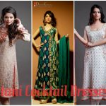 Pakisatni Cocktail Dresses 2016