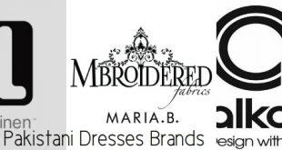 Pakistani dresses brands
