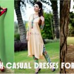 Stylish Casual Dresses 2017 Designs for Girls