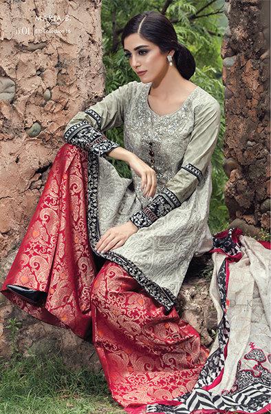 latest maria b eid dresses collection