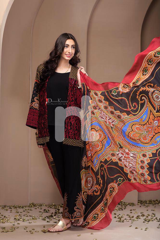 latest eid dresses designs