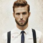 Brushed-Up-Hairstyle-for-Gentlemen