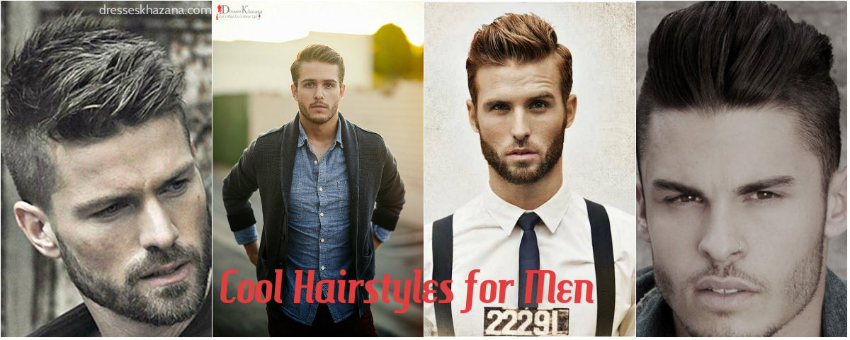 Cool Hairstyles for men 2016