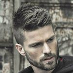 High-Fade-with-Quiff-and-Beard