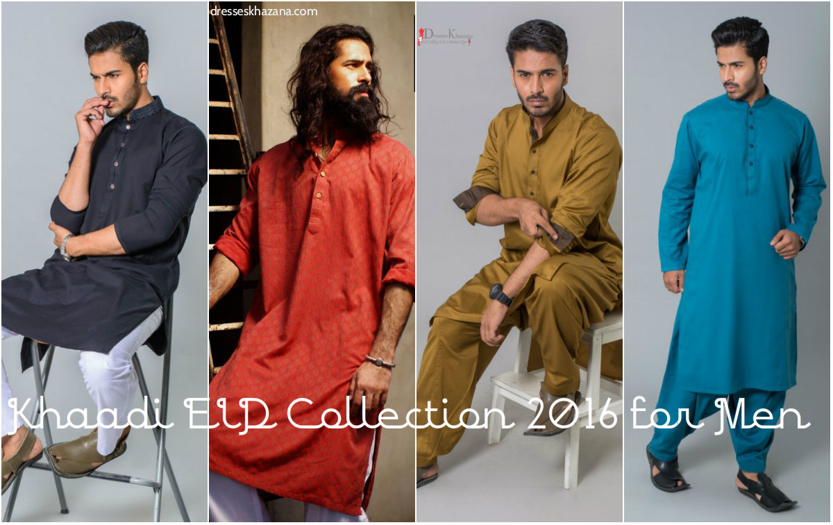 Khaadi Eid Collection 2016 for Men