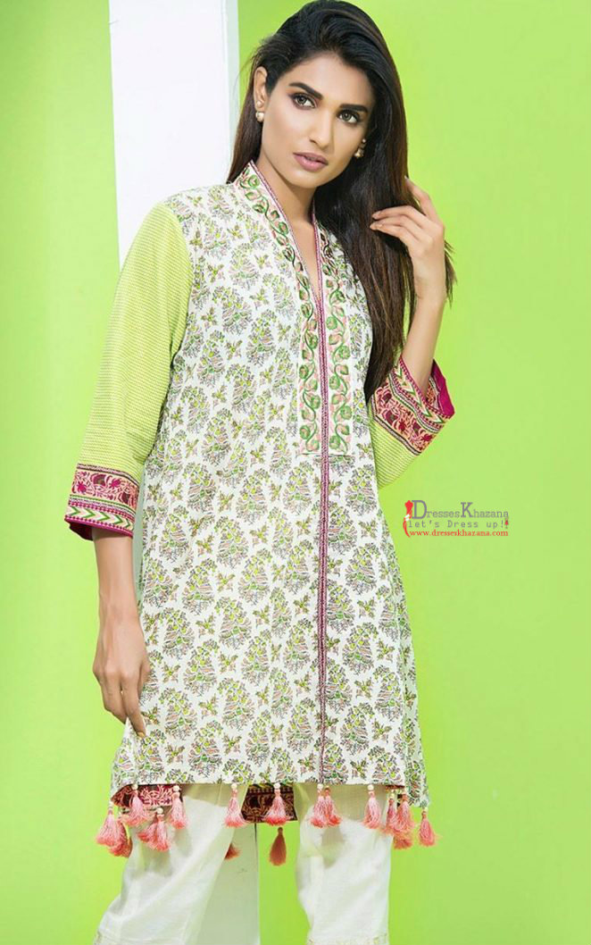 Latest Kurti Designs 2016 Fashion In Pakistan By Top Designers