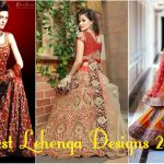 Latest Bridal Lehenga Designs 2016