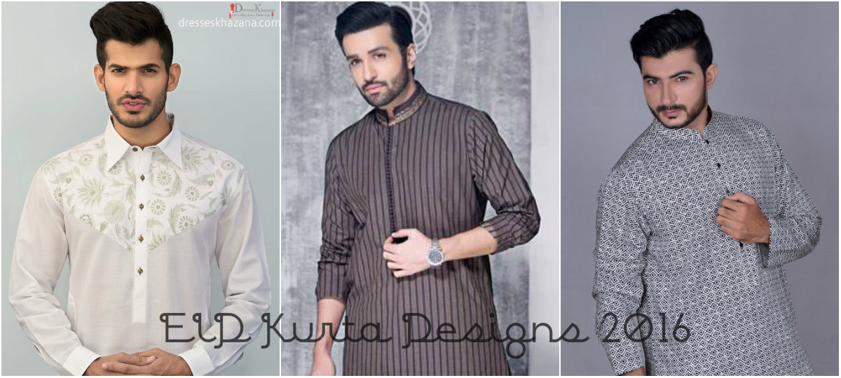 Latest EID Kurta Shalwar Kameez Designs 2016