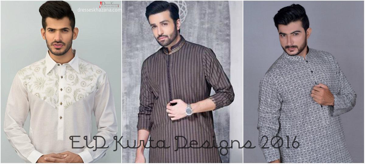 latest eid kurta shalwar kameez desigsns 2016