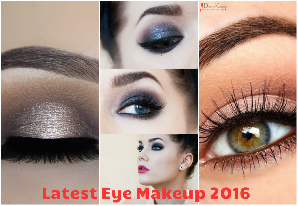 Latest Trending Eye Makeup for Girls