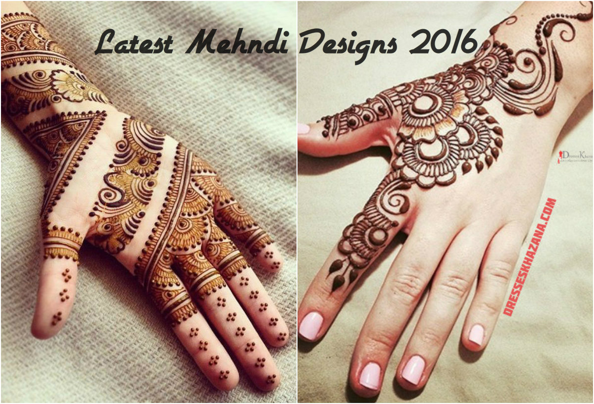 Latest Henna Mehndi Design : Mehndi designs latest henna for girls kids