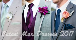 Latest Men Dresses 2017 Men Suits