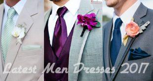 Latest Men Dresses 2017 Men Suits