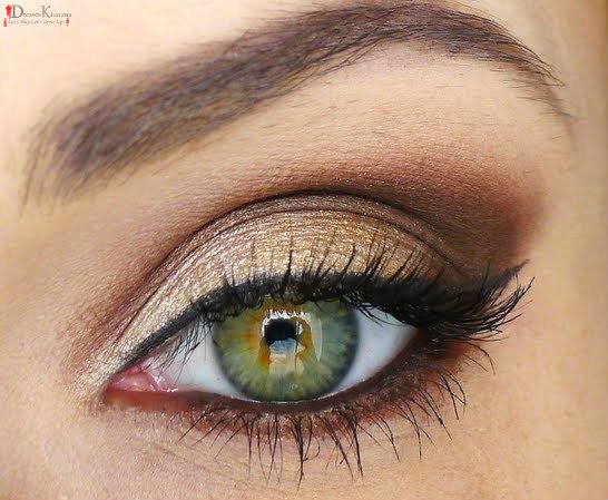 Latest Trending Eye Makeup for Girls with Different Types