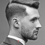 Side-Part-Pompadour-Short-Hair-Mens-Hairstyles